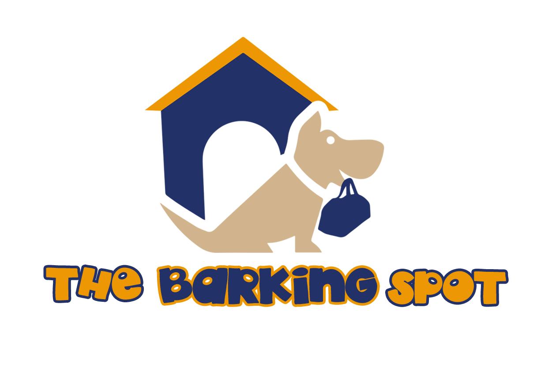 Dog Groomer Day Care Logo