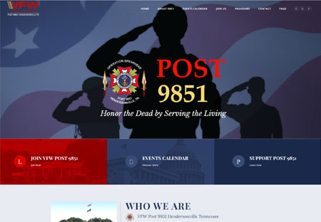 VFW Post 9851 Hendersonville TN