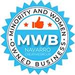 Minority and Women Owned Business - Navarro Creative Group
